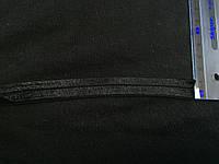 Трикотажная бейка цвет черный 15 мм