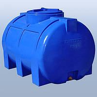 Пластиковый бак (емкость  горизонтальная) RG 350 двухслойная