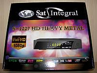Sat-Integral S-1227 HD HEAVY METAL (спутниковый ресивер HD)