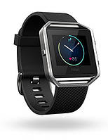 Фитнес-трекер Fitbit Blaze Black Large (FB502SBKL)