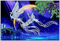 Схема для вышивания бисером Птицы Счастья КМР 4002