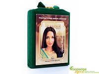 Аюрведическая краска для волос, Горький Шоколад, Aasha Herbals. Окрашивает волосы в красивый насыщенный цвет