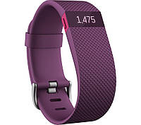 Фитнес-трекер Fitbit Charge HR Plum Large (FBHRPLL)