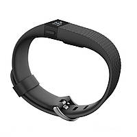 Фитнес-трекер Fitbit Charge HR Black Small (FBHRBKS)