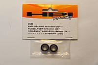 HPI Racing Ball Bearing 8x16x5mm (2pcs) B085
