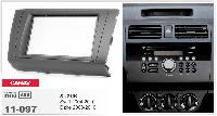 2-DIN переходная рамка SUZUKI Swift 2004-2010; Dzire 2008-2010, CARAV 11-097
