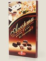 """Визитница в коробке конфет """"Ассорти в шоколаде"""""""