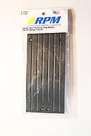 RPM Center Skid/Protector Plate Black for HPI Savage Flux