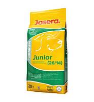 Josera Premium Junior (Йозера Премиум Джуниор), 20 кг