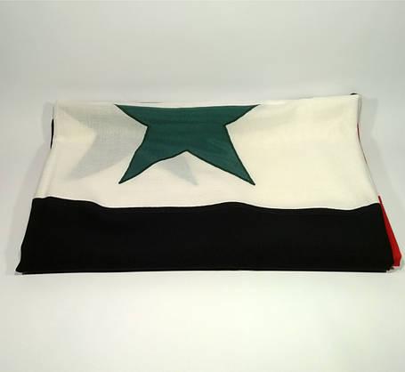 Флаг Сирии - (1м*1.5м), фото 2