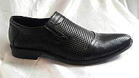 Летние классические туфли Cevivo из натуральной кожи