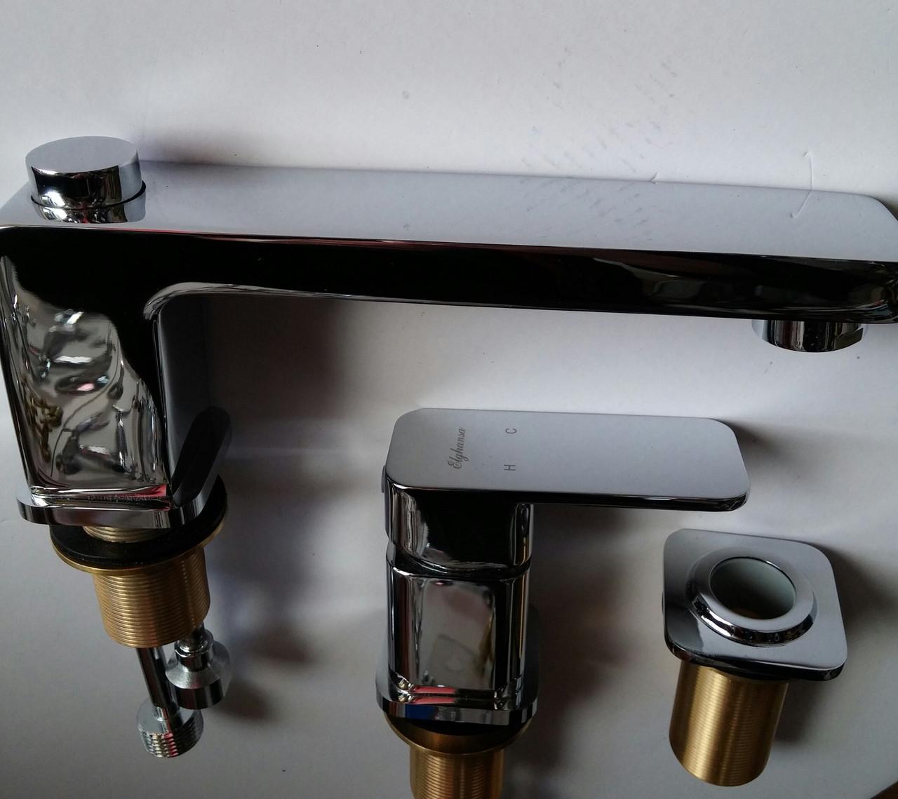 Смеситель на борт ванны врезной купить в калькулятор ремонт ванной комнаты