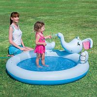 Детский игровой центр Bestway Слоненок Elephant Play Pool 53034