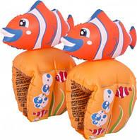 Нарукавник Best way Нарукавники для плавания детские 97009eu/97009/b, фото 1