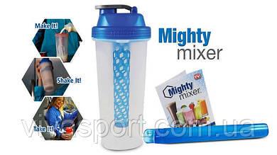 Шейкер для приготовления коктейлей Mighty Mixer / Майти Миксер