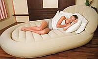 Двуспальная надувная кровать Bestway 67397 ( Размер 215х152х60), фото 1