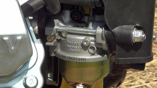 Карбюратор на мотопомпе высокого давления Sadko WP-5065P фото 6