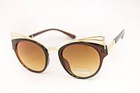 Круглые очки с стильной оправой