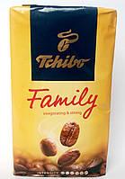 Кофе молотый Tchibo Family 250g