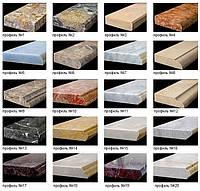 Эксклюзивные изделия из камня (фаски)