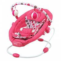 Шезлонг Alexis-Babymix BR245 pink