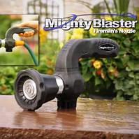 Насадка для шланга Mighty Blaster, распылитель воды Майти Бластер