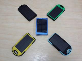 Солнечное зарядное устройство (Power Bank)