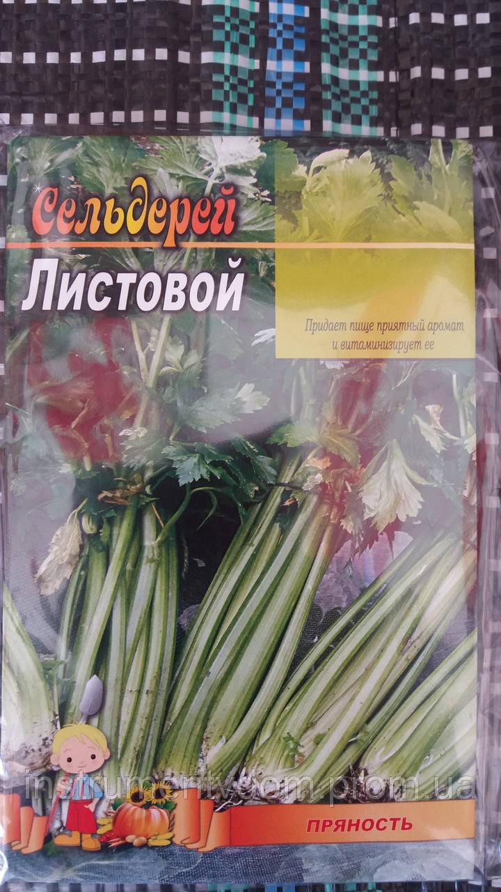 """Семена сельдерея """"Листовой"""", 3 г (упаковка 10 пачек)"""