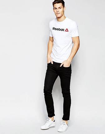 Мужская футболка Reebok, фото 2
