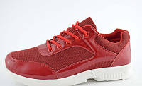 Кроссовки красные Т548 р 36,37,39,41