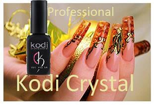 Kodi professional Crystal 8мл Витражный гель лак Коди