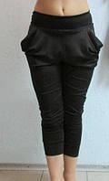 Женские бриджи Adidas (304) черные код 0148Б
