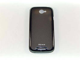 Чехол бампер Keva The Care Durable TPU Case for HTC One S