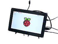 "HDMI LCD 10.1"", 1024×600, IPS, Capacitive touch для Raspberry Pi від Waveshare, фото 1"
