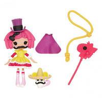 Кукла Мини Лалалупси Печенюшка-сладкоежка с питомцем и аксессуарами. Оригинал MGA