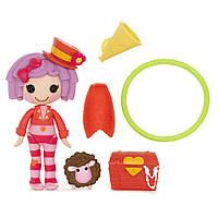 Кукла Мини Лалалупси Перышко на арене цирка. Оригинал MGA