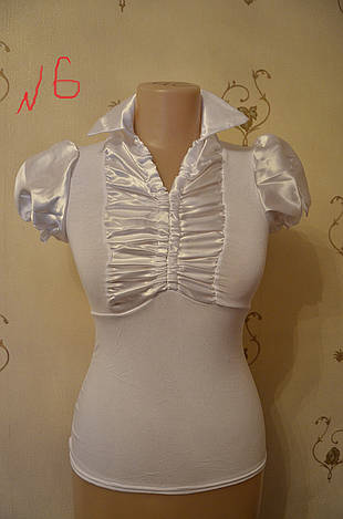 Блузы для девочек 650