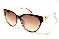 Очки солнцезащитные женские Versace 8038 C2 SM 03210, крутые женские очки фото