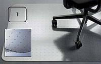 Защитный коврик PET, для ковровых покрытий, 2,3мм, 91 x 121 см