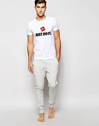 """Мужская футболка Найк джаст до ит """"Nike Just Do It"""", фото 2"""