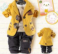 Детский костюм тройка, фото 1