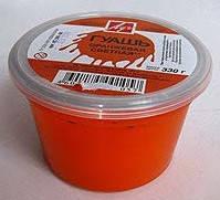 Гуашь оранжевая светлая 225 мл, 0.330 кг