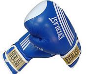 Боксерские перчатки Everlast 12 oz кожа