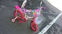 """Велосипед Двухколесный 16"""" Принцесса 3789"""