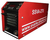 Сварочный аппарат инверторного типа SSVA-270, 240 A (MMA, TIG, MIG/MAG)
