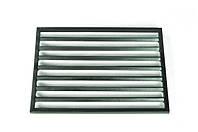 Металлическая решетка грязеочищающая (500x300 mm)