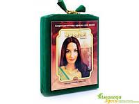 Аюрведическая краска для волос, Вишневое вино, Aasha Herbals. На основе комплекса целебных аюрведических трав