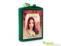 Аюрведическая краска для волос, Медный, Aasha Herbals. На основе комплекса целебных аюрведических трав