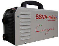 Сварочный аппарат инверторного типа «Самурай» SSVA-mini 160 A (MMA, TIG, MIG/MAG) антиприлипание