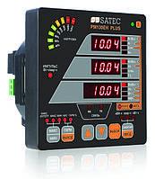 Satec PM130 PLUS. Универсальный электроизмерительный щитовой прибор